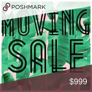 SALE ❤️EVERYTHING MUST GO❤️